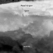 Paul Giger: Ignis - CD