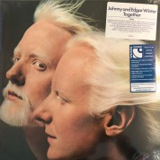 Edgar Winter, Johnny Winter: Together - Plak