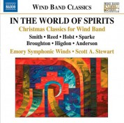 Emory Symphonic Winds: In the World of Spirits - CD