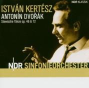 István Kertész: Dvořák: Slavonic Dances - CD