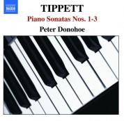 Tippett: Piano Sonatas Nos. 1-3 - CD