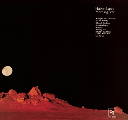 Hubert Laws: Morning Star - CD