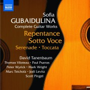 David Tanenbaum: Gubaidulina: Complete Guitar Works - CD