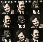 Oscar Peterson, Niels-Henning Orsted Pedersen: The Trio - CD