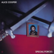 Alice Cooper: Special Forces - Plak