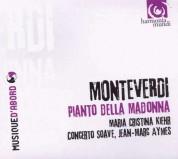 Maria Cristina Kiehr, Concerto Soave: Monteverdi: Pianto della Madonna - CD
