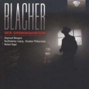 Siegmund Nimsgern, Rundfunkchor Leipzig, Dresdner Philharmonie, Herbert Kegel: Blacher: Der Grossinquisitor - CD