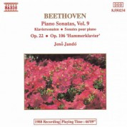 Beethoven: Piano Sonatas Nos. 11 and 29 - CD