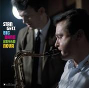 Stan Getz: Big Band Bossa Nova (Gatefold Packaging. Photographs By William Claxton) - Plak