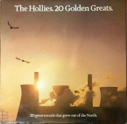 The Hollies: 20 Golden Greats - Plak