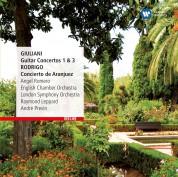 Ángel Romero, André Previn: Giuliani: Guitar Concertos 1 &4, Rodrigo: Concierto de Aranjuez - CD