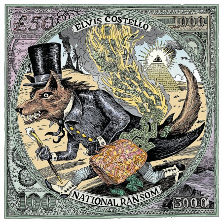 Elvis Costello: National Ransom - CD