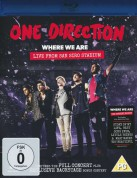 One Direction: Where We Are (Live from San Siro Stadium) - BluRay