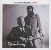 Archie Shepp: Quartet + 10 Bonus Tracks - CD