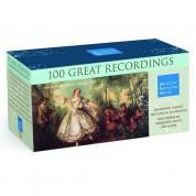 Çeşitli Sanatçılar: Deutsche Harmonia Mundi-Edition - 100 Great Recordings - CD