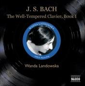 Wanda Landowska: Bach: The Well-Tempered Clavier Book I - CD