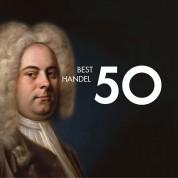 Çeşitli Sanatçılar: 50 Best Handel - CD