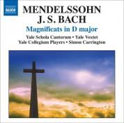 Simon Carrington: Mendelssohn, Felix: Magnificat / Bach, J.S.: Magnificat, Bwv 243 - CD