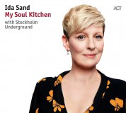 Ida Sand: My Soul Kitchen - CD
