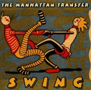 The Manhattan Transfer: Swing - CD