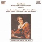 Çeşitli Sanatçılar: Rameau: Pieces de clavecin en concerts - CD