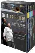 Weimar Staatskapelle, Carl St. Clair: Wagner - Der Ring des Nibelungen - DVD