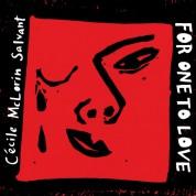 Cécile McLorin Salvant: For One To Love - Plak