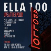 Çeşitli Sanatçılar: Ella 100: Live At The Apollo! - CD