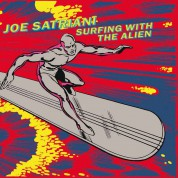 Joe Satriani: Surfing With The Alien - Plak