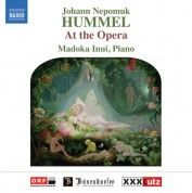Madoka Inui: Hummel: At the Opera - CD