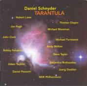 Daniel Schnyder: Tarantula - CD