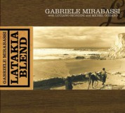 Gabriele Mirabassi: Latakia Blend - CD