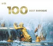 Çeşitli Sanatçılar: 100 Best Baroque - CD