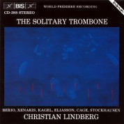 Christian Lindberg: The Solitary Trombone - CD