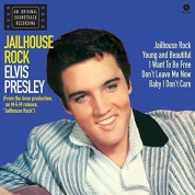 Elvis Presley: Jailhouse Rock + 4 Bonus Tracks - Plak
