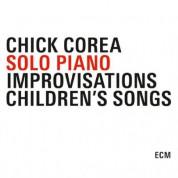 Chick Corea: Solo Piano - Improvisations / Children's Songs - CD