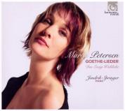 Marlis Petersen, Jendrik Springer: Marlis Petersen - Goethe Lieder - CD