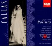 Maria Callas, Franco Corelli, Ettore Bastianini, Nicola Zaccaria, La Scala Orchestra, Antonino Votto: Donizetti: Poliuto - CD