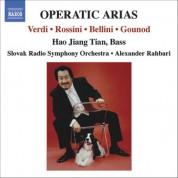 Tian, Hao Jiang: Operatic Arias for Bass - CD