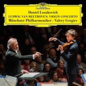 Daniel Lozakovich, Valery Gergiev, Münchner Philharmoniker: Beethoven: Violin Concerto in D Major, Op. 61 - CD