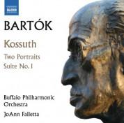 Buffalo Philharmonic Orchestra, JoAnn Falletta, Michael Ludwig: Bartók: Kossuth, 2 Portraits & Orchestral Suite No. 1 - CD