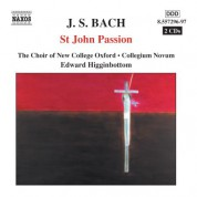 Bach, J.S.: St. John Passion - CD