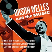 Çeşitli Sanatçılar: OST - Orson Wells And The Music - CD