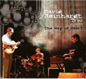David Reinhardt: The Way Of Heart - CD
