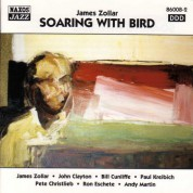 Zollar, James: Soaring With Bird - CD