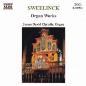 James David Christie: Sweelinck: Organ Works - CD