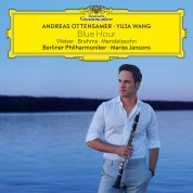 Andreas Ottensamer, Yuja Wang: Blue Hour - CD