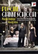 Plácido Domingo, Arturo Chacon-Cruz, Los Angeles Opera Orchestra, Grant Gershon, Woody Allen: Puccini: Gianni Schicchi - DVD