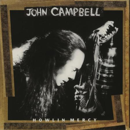 John Campbell: Howlin Mercy - Plak