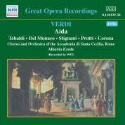 Verdi: Aida (Tebaldi, Del Monaco) (1952) - CD
